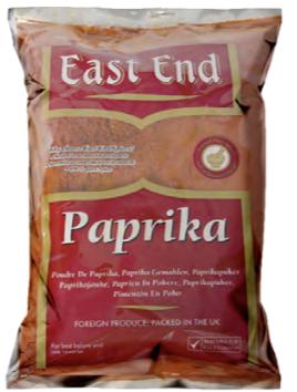 East End Paprika Powder 10x400g