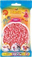 Hama perler Midi, Rosa 207-06 1000stk