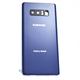Bakdeksel Samsung Galaxy Note 8, Blå