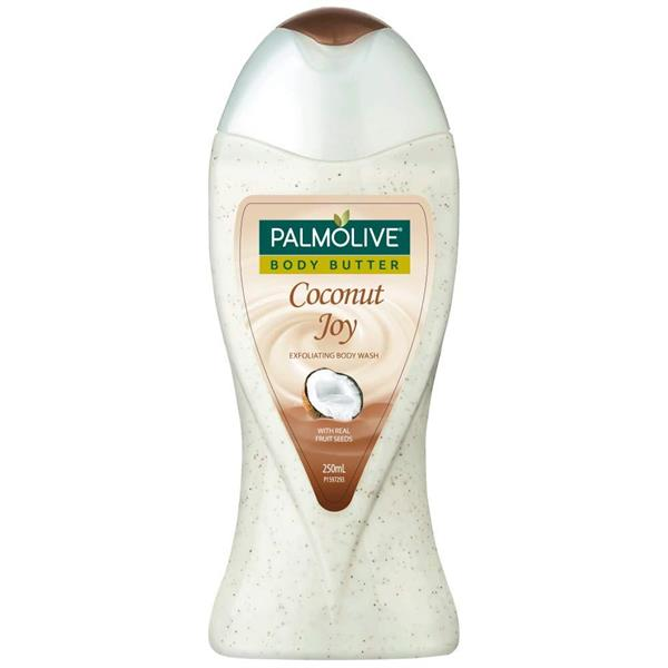 Palmolive Shower Gel Coconut 6x250ml