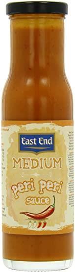 East End Peri Peri Medium 6x250g