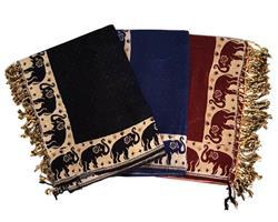 Paschmina - Scarf Elefant (3 pack)