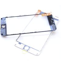 Glass/Ramme & OCA - iPhone 5 - Wh
