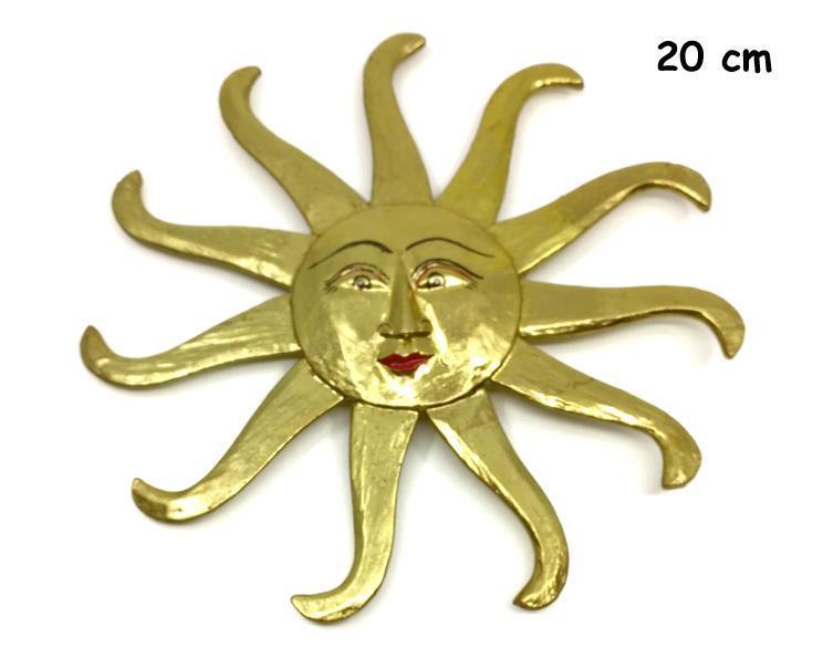 Bali - Guld sol (15 pack)