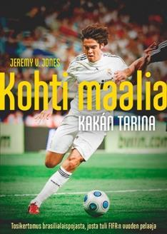 KOHTI MAALIA - KAKÁN TARINA - JEREMY V. JONES