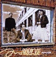 JONAH - PYSYVÄÄ CD
