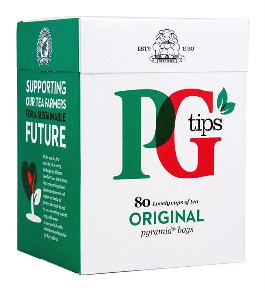 PG Tips Tea 6x80bags