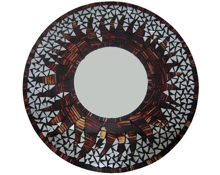 Spegel - Mosaik 60cm (2 pack)