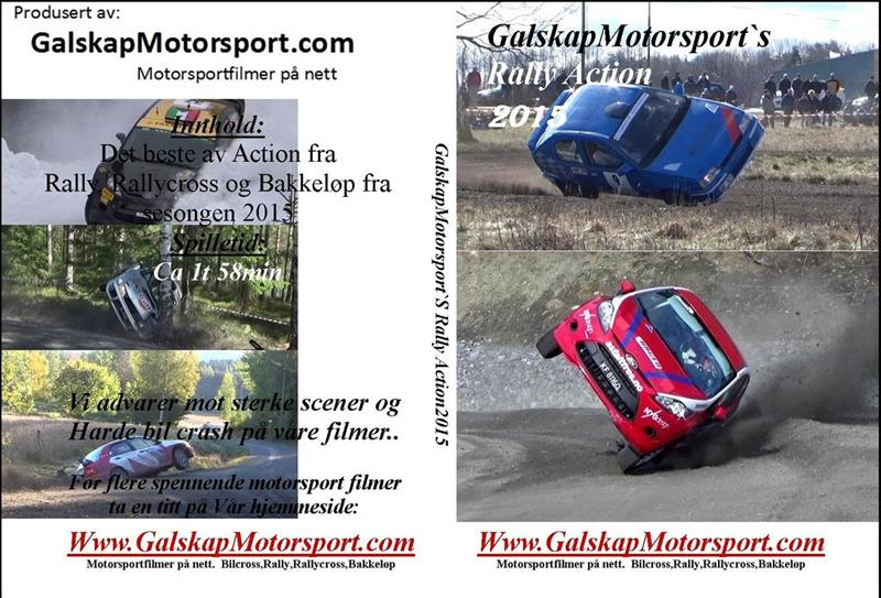 Rally Action 2015