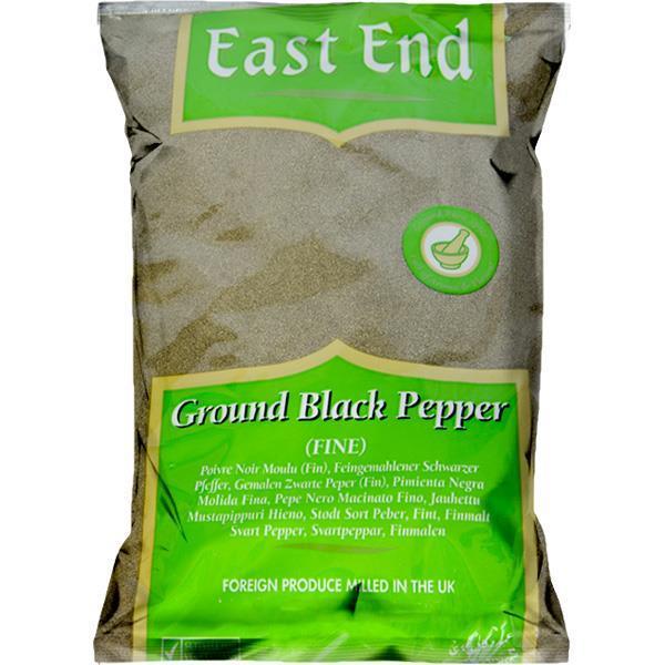 East End Black Pepper Powder (Fine) 10x300g