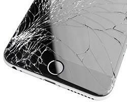 iPhone reparasjoner
