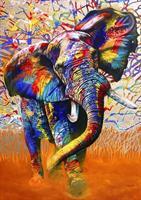 Puslespill African Colours, 1500 brikker