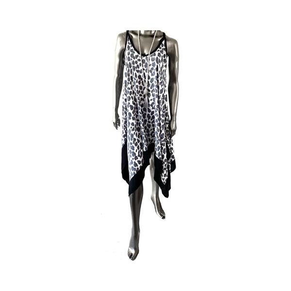 Klänning - Cumi grå (2 pack)