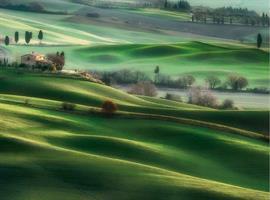 Puslespill Tuscany Hills, 500 brikker
