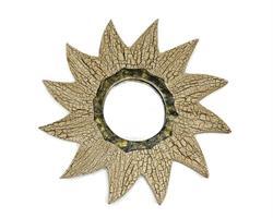 Spegel - Antik sol 30cm (6 pack)