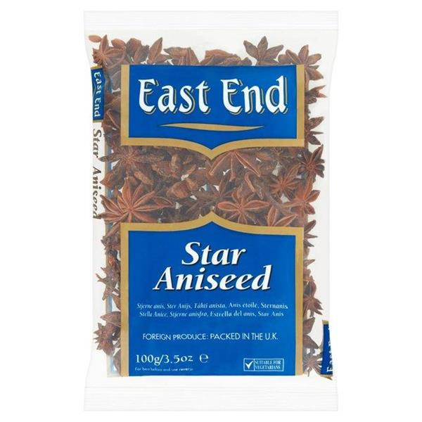 East End Star Aniseeds 6x400g