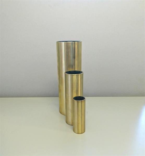 Vattensmort axellager mässing Ø 35 mm • utv 50 mm