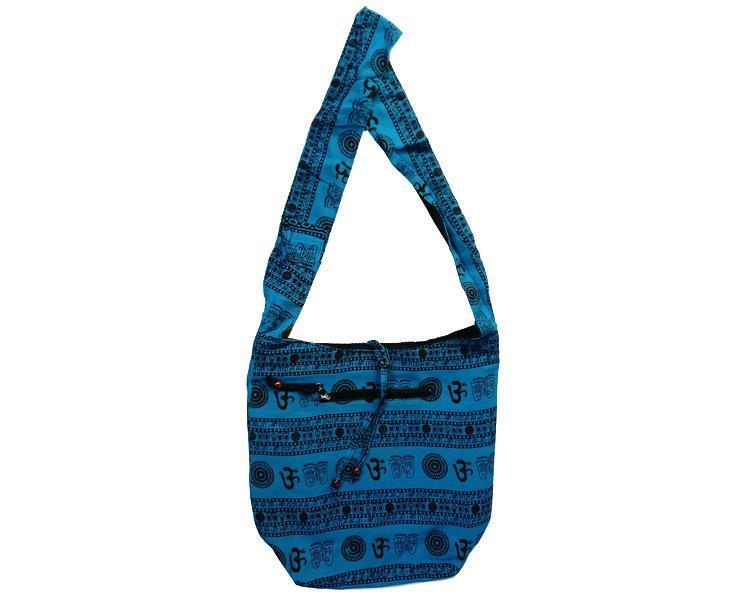 Väska - Kurta Ram OM turkos (3 pack)