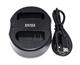 Dobbeltlader for Nikon EN-EL14a  batterier