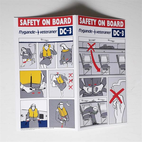 Safety on Board DC-3