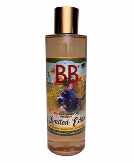 B&B Limited Edition Shampoo