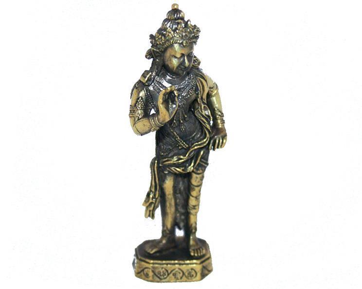 Brons - Miniatyr Lakshmi (2 pack)