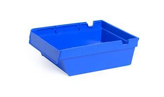Lagerskuff 300x230x100mm blå