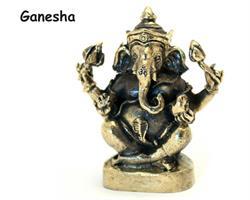 Brons - Miniatyr Ganesha III (2 pack)