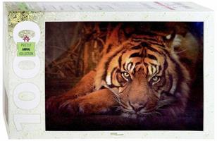 Puslespill Siberian Tigers 1000 brikker
