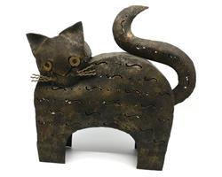 Smide - Ljuslykta katt II (4 pack)