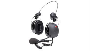 Headset ICE 2 mt Peltor 3M-X5 gray