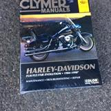 HD CLymer Service Manual / Softail / FX -84 -89 / 33 € (ovh. 46 €)