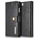 iPhone Xr Skinn Lommebok Etui (Magnetic)