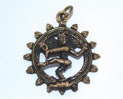 Halsband - Brons Shiva Nataraja (3 pack)