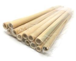 Sugrör - Bambu 25cm (10 pack)