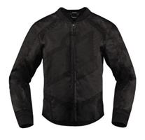 ICON JACKET WOMAN OVERLORD 2 BLK LG