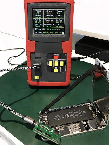 Batteri-analyse