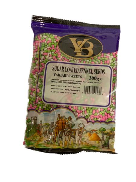 V.B. Sugarcoated Fennel Seeds 32x300g