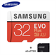 Samsung MicroSDXC Evo 32GB 95MB/s + Adapter