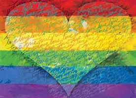 Puslespill Love & Pride, 1000 brikker