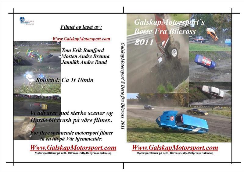 Beste Fra Bilcross 2011