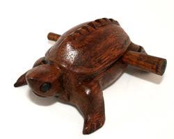 Guiro - Sköldpadda (6 pack)