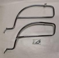 SADDLEBAG SUPPORTS Honda VT 600 C Shadow 88-08