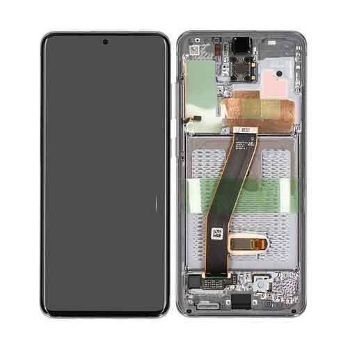 Samsung Galaxy S20 (SM-G980F) skjerm - Grå