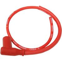 Racing Spark Plug cable - 50 cm - 90 Degree -Solid