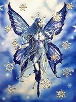 Diamond Painting, Prinsesse 24*34cm (R8231) AP