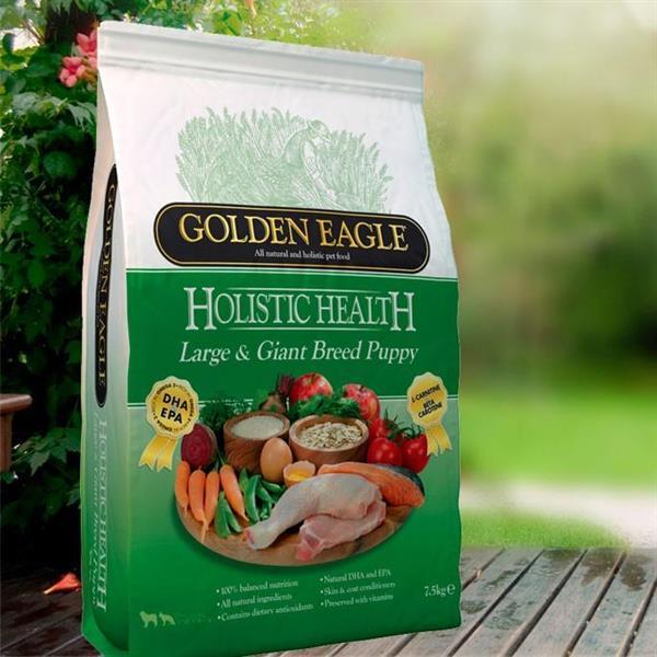GE Holistic Health L&G Puppy 12kg