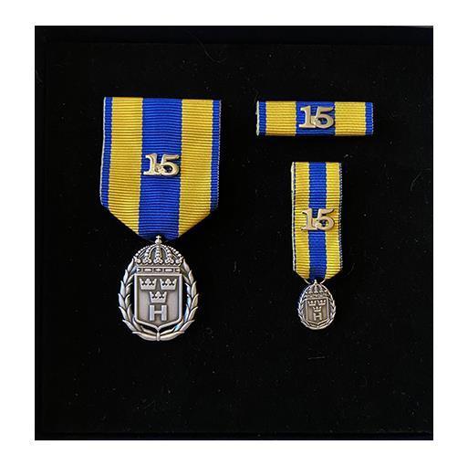 Medaljset (HvTjgSM15), stort