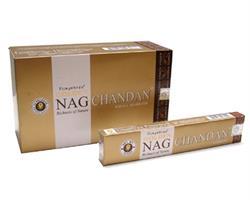Golden Nag - Chandan (12 pack)