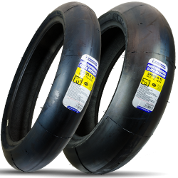 Michelin 200/55-17 Power Performance Slick, Soft